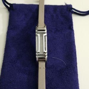Tory Burch Double Wrap Bracelet for Fitbit Flex 2